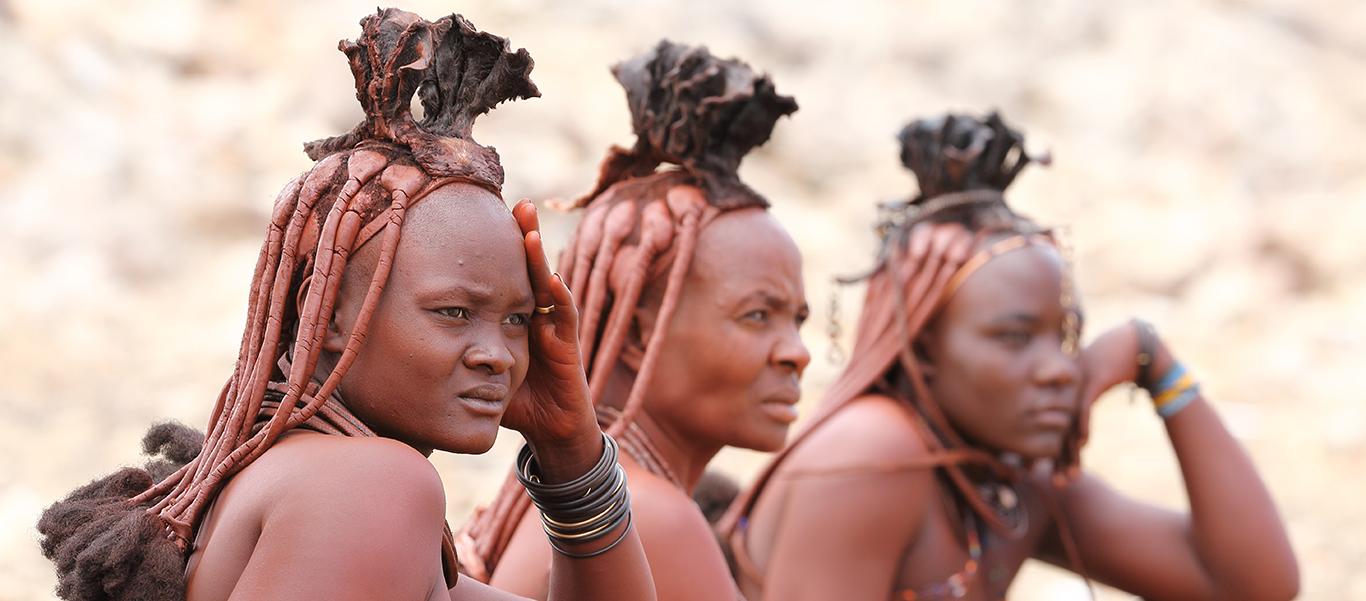 Namibian women